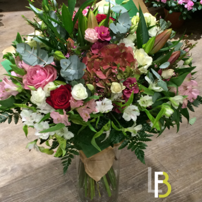 bouquet rond19