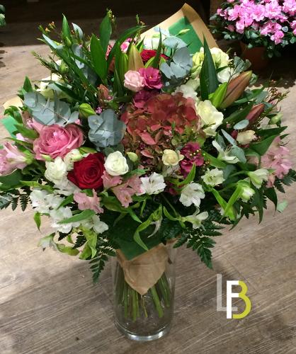 bouquet rond19