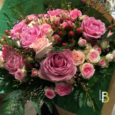 bouquet rond21