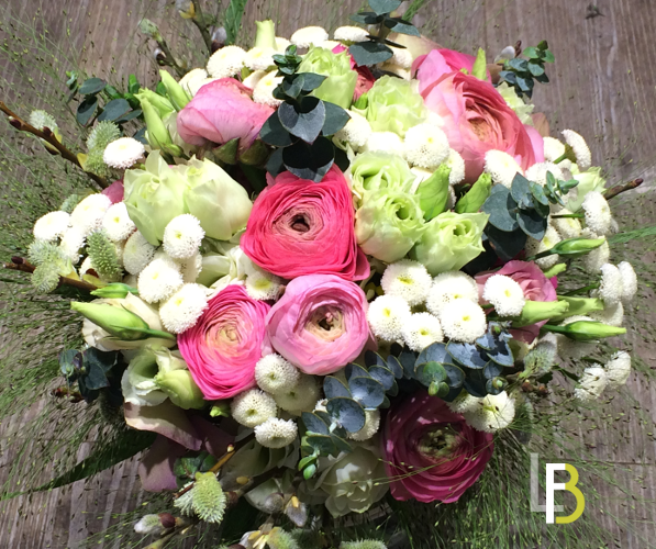 bouquet original laurentb fleuriste sorbet. Black Bedroom Furniture Sets. Home Design Ideas