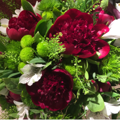bouquet rond29