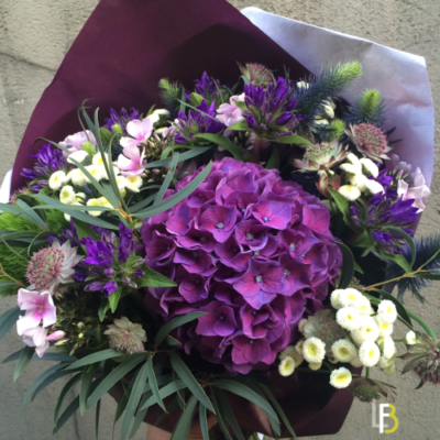 bouquet rond30